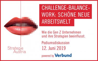 Gen Z: Challenge – Balance – Work